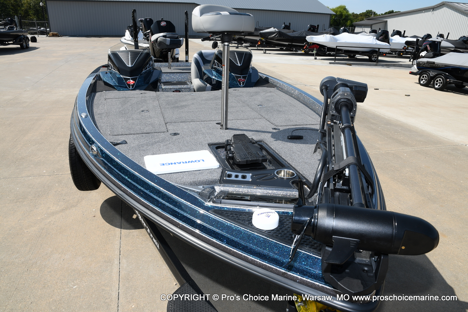2021 Ranger Boats boat for sale, model of the boat is Z521L Cup Equipped DUAL CONSOLE & Image # 6 of 50