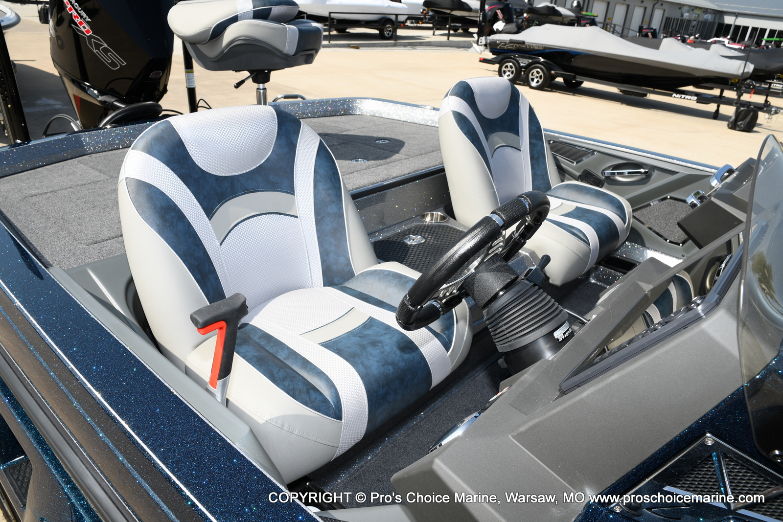 2021 Ranger Boats boat for sale, model of the boat is Z521L Cup Equipped DUAL CONSOLE & Image # 8 of 50