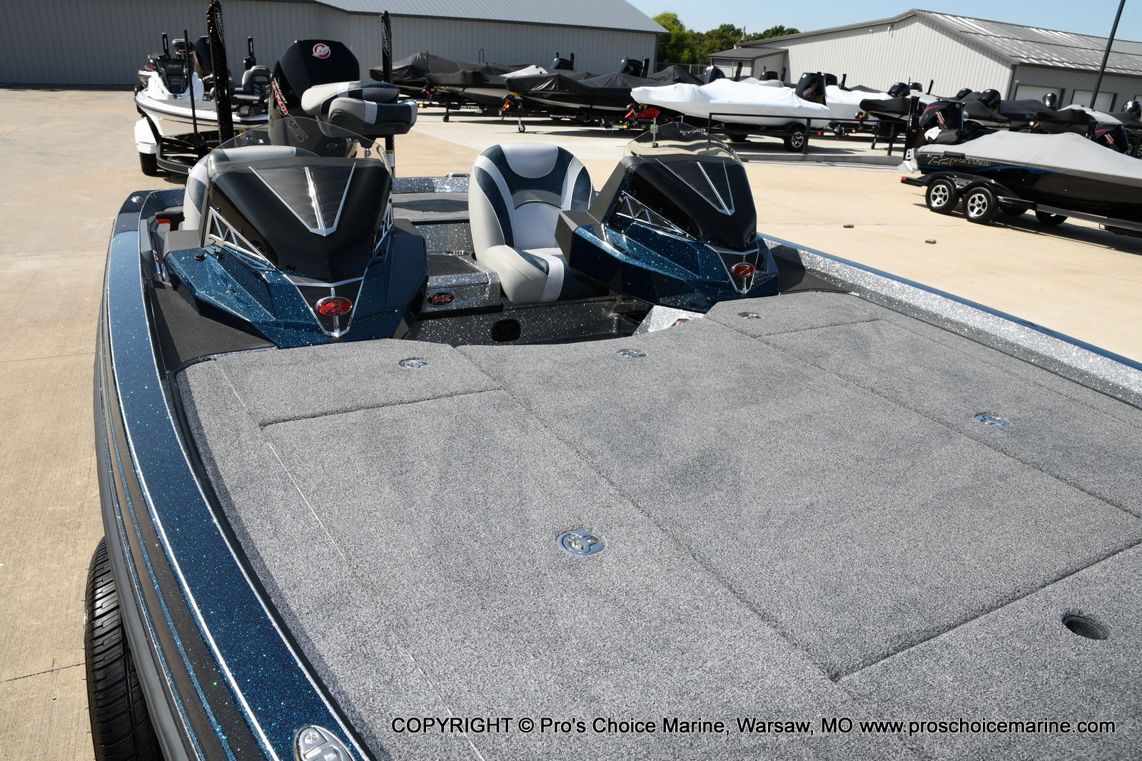 2021 Ranger Boats boat for sale, model of the boat is Z521L Cup Equipped DUAL CONSOLE & Image # 23 of 50