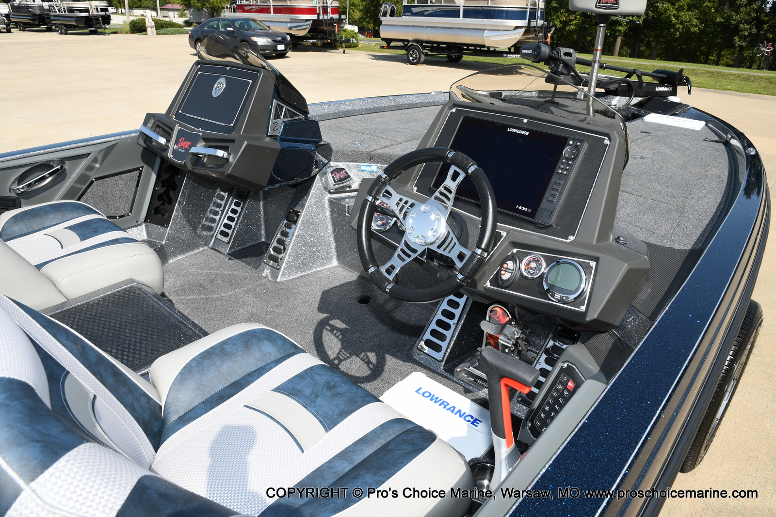 2021 Ranger Boats boat for sale, model of the boat is Z521L Cup Equipped DUAL CONSOLE & Image # 25 of 50