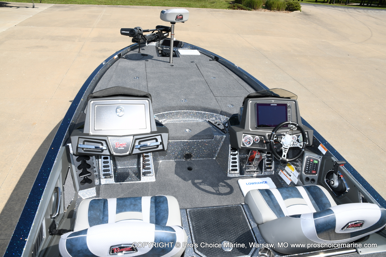 2021 Ranger Boats boat for sale, model of the boat is Z521L Cup Equipped DUAL CONSOLE & Image # 26 of 50