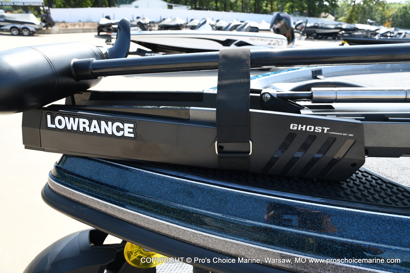 2021 Ranger Boats boat for sale, model of the boat is Z521L Cup Equipped DUAL CONSOLE & Image # 48 of 50