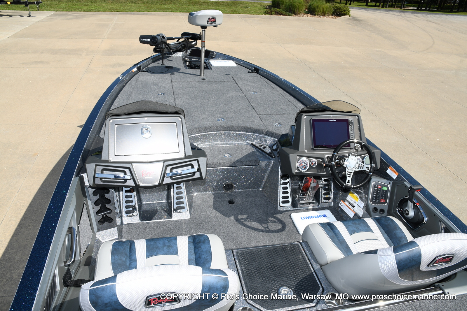 2021 Ranger Boats boat for sale, model of the boat is Z521L Cup Equipped DUAL CONSOLE & Image # 50 of 50