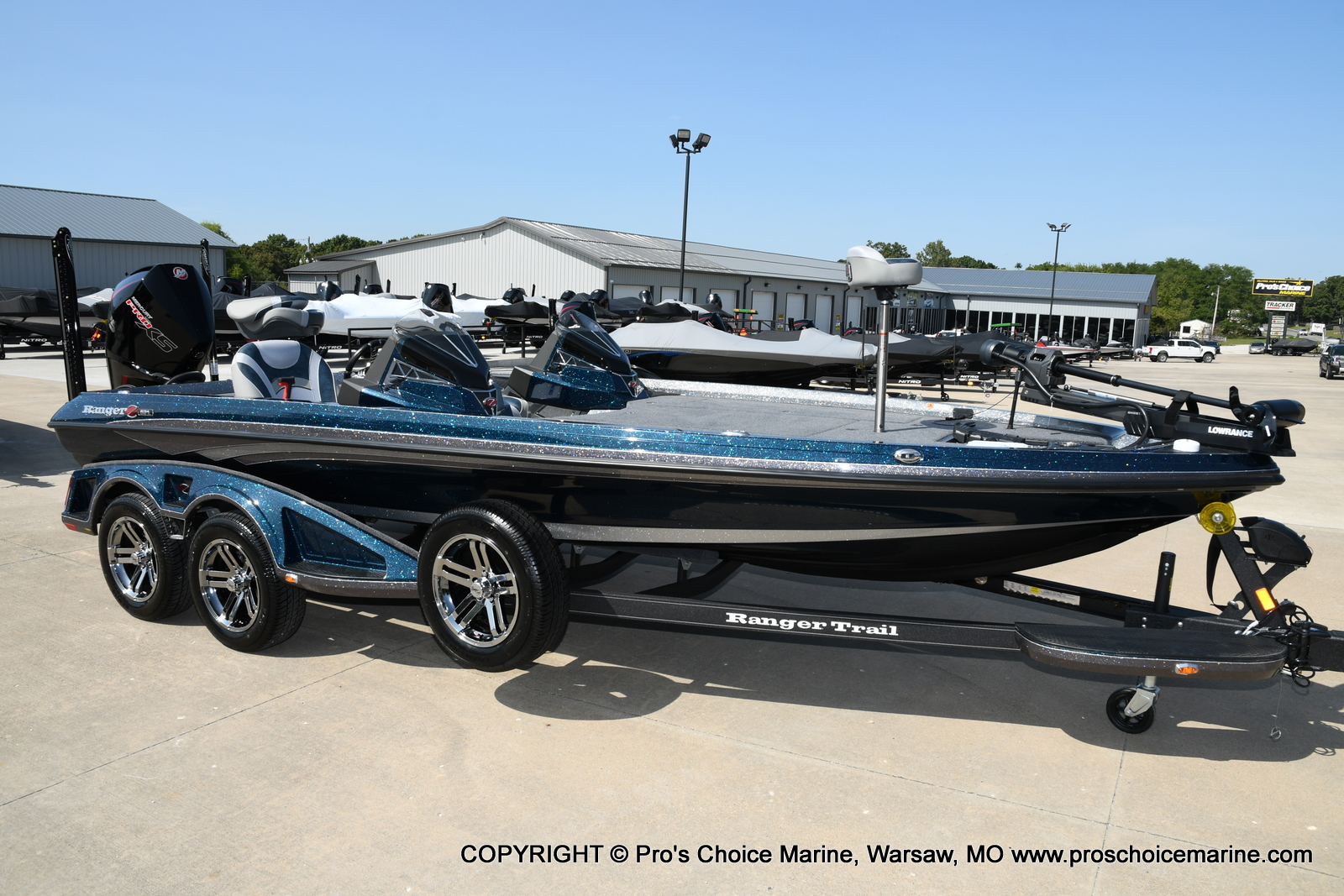 2021 Ranger Boats boat for sale, model of the boat is Z521L Cup Equipped DUAL CONSOLE & Image # 33 of 50