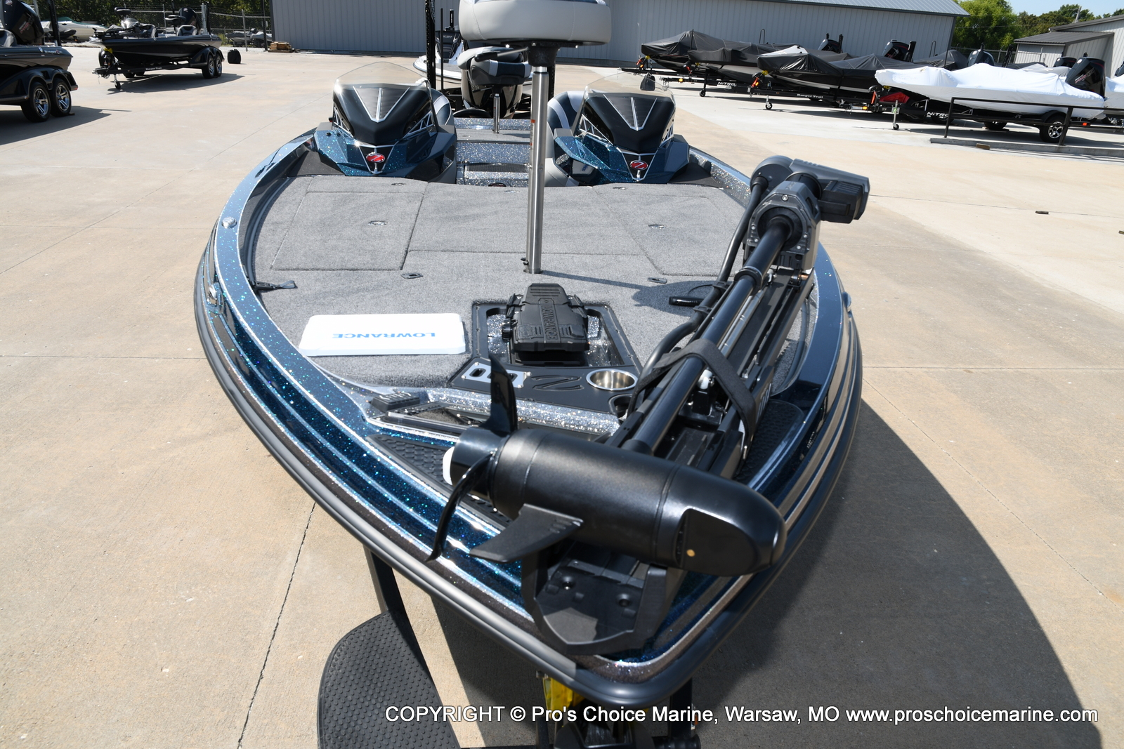 2021 Ranger Boats boat for sale, model of the boat is Z521L Cup Equipped DUAL CONSOLE & Image # 36 of 50
