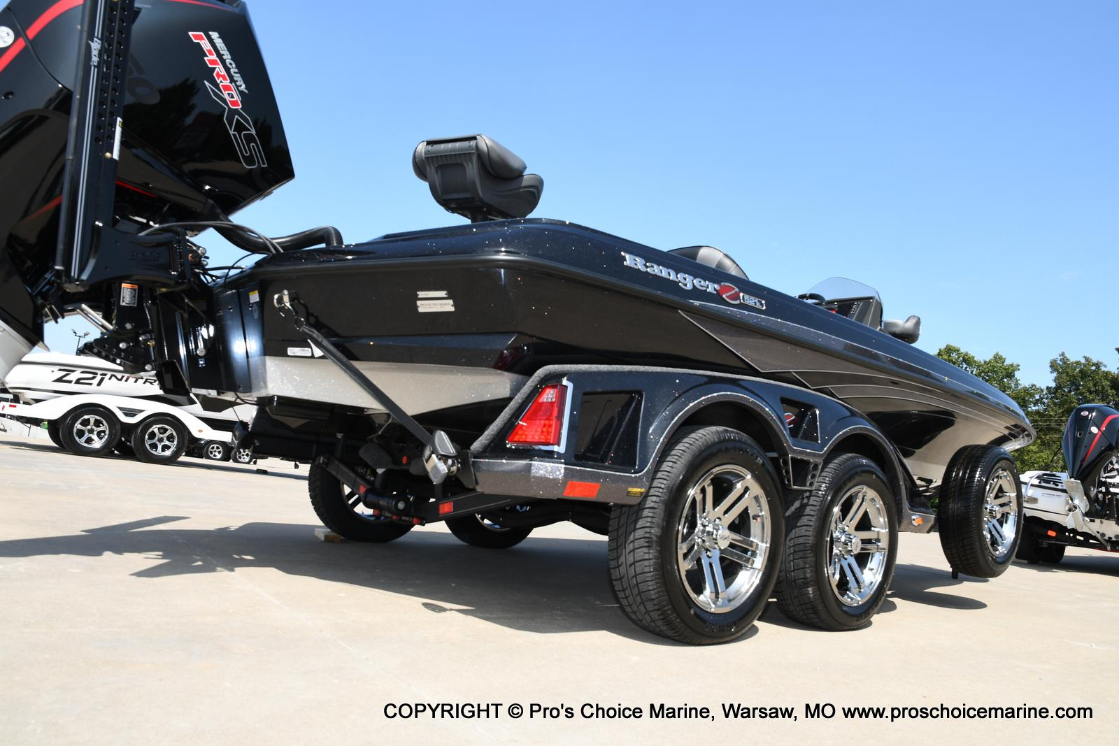 2021 Ranger Boats boat for sale, model of the boat is Z521L RANGER CUP EQUIPPED & Image # 25 of 50