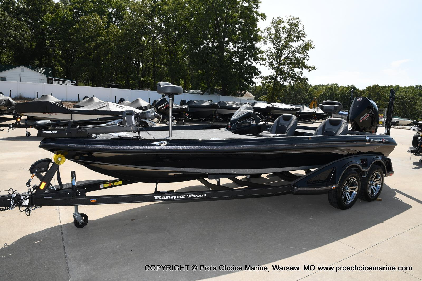 2021 Ranger Boats boat for sale, model of the boat is Z521L RANGER CUP EQUIPPED & Image # 27 of 50