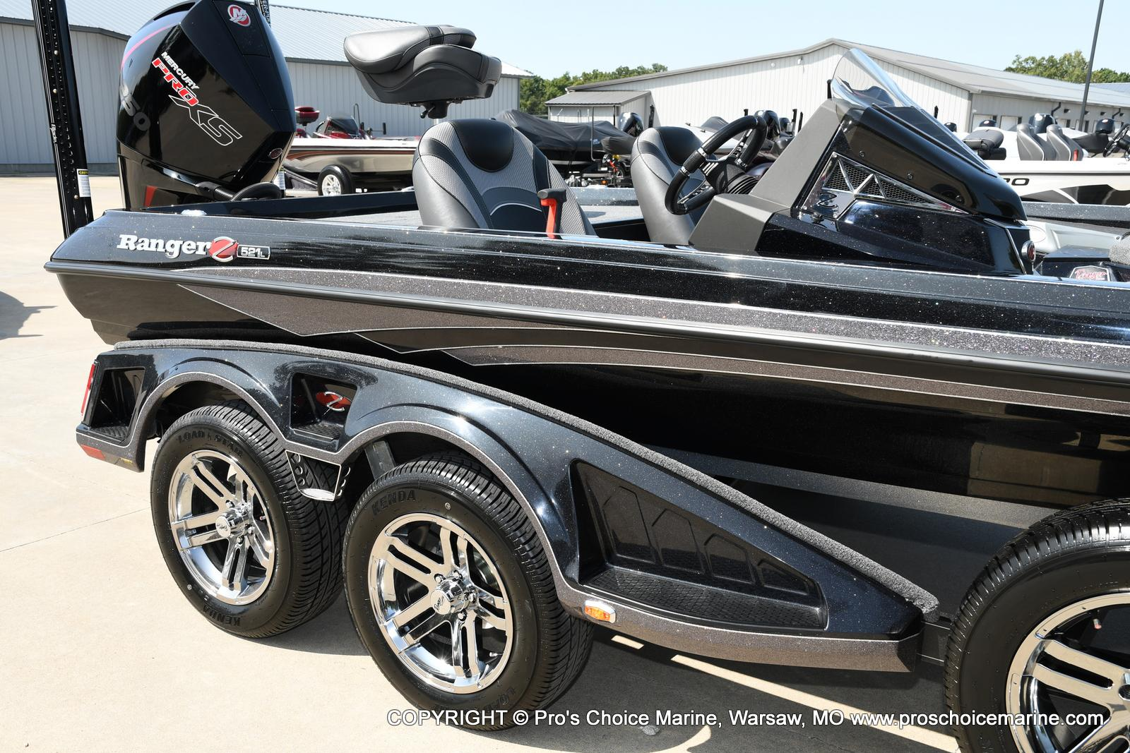 2021 Ranger Boats boat for sale, model of the boat is Z521L RANGER CUP EQUIPPED & Image # 36 of 50