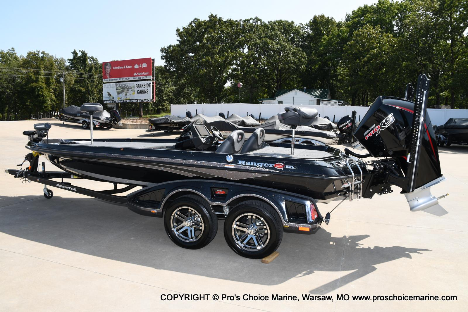 2021 Ranger Boats boat for sale, model of the boat is Z521L RANGER CUP EQUIPPED & Image # 38 of 50