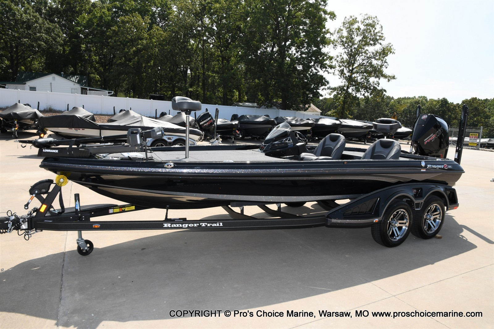 2021 Ranger Boats boat for sale, model of the boat is Z521L RANGER CUP EQUIPPED & Image # 4 of 50