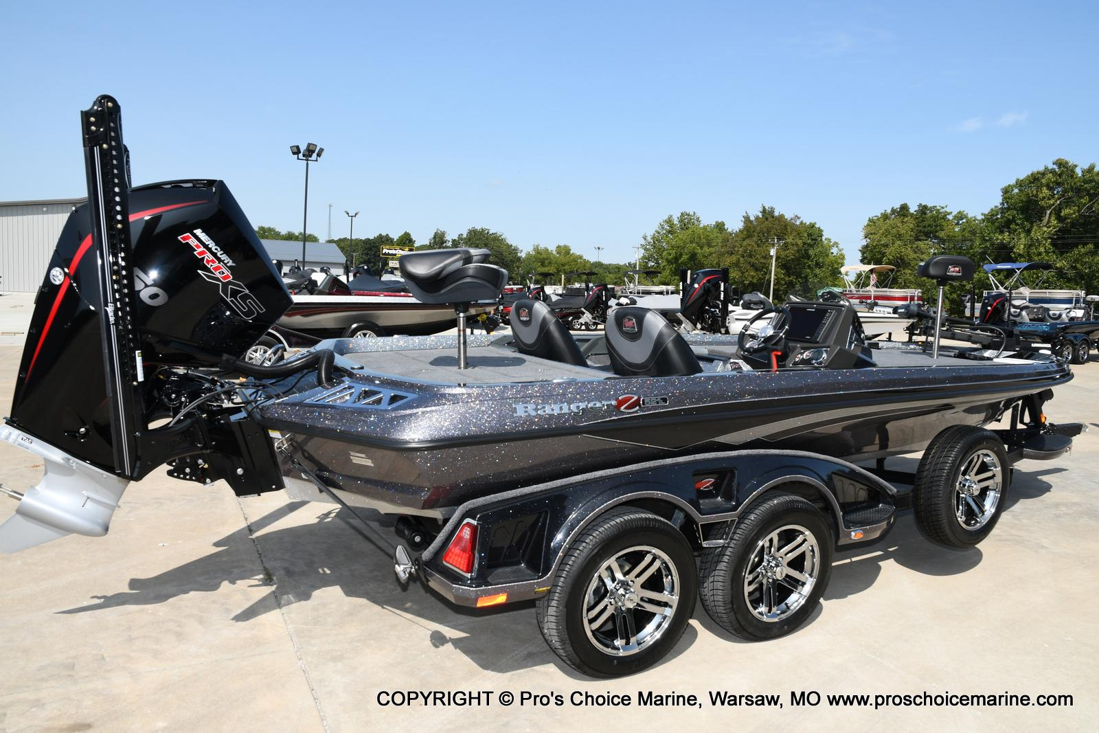 2021 Ranger Boats boat for sale, model of the boat is Z521L RANGER CUP EQUIPPED & Image # 14 of 50