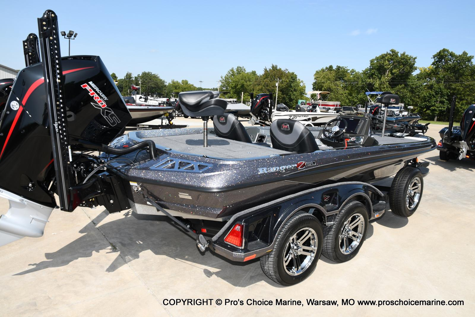 2021 Ranger Boats boat for sale, model of the boat is Z521L RANGER CUP EQUIPPED & Image # 23 of 50