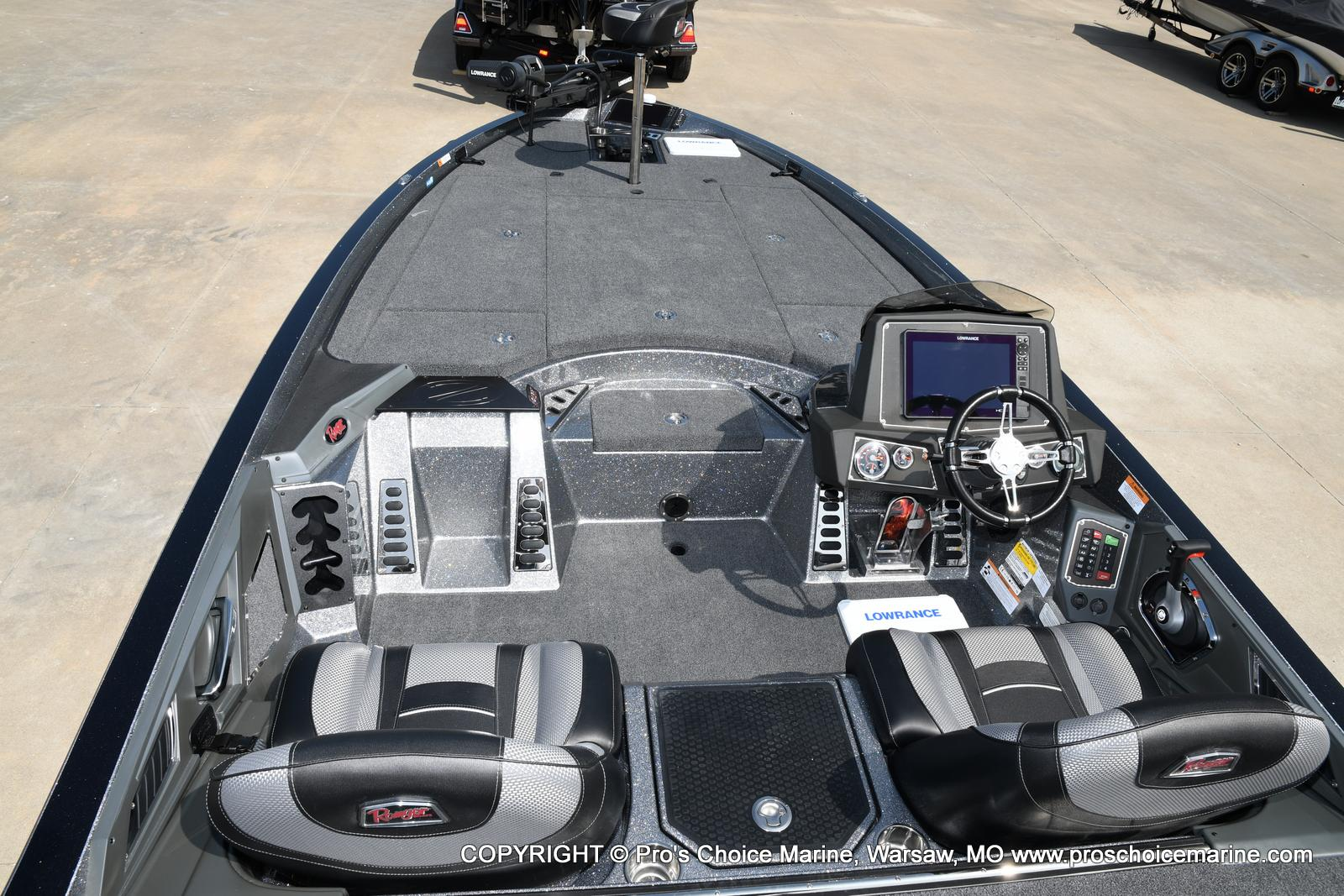 2021 Ranger Boats boat for sale, model of the boat is Z521L RANGER CUP EQUIPPED & Image # 30 of 50