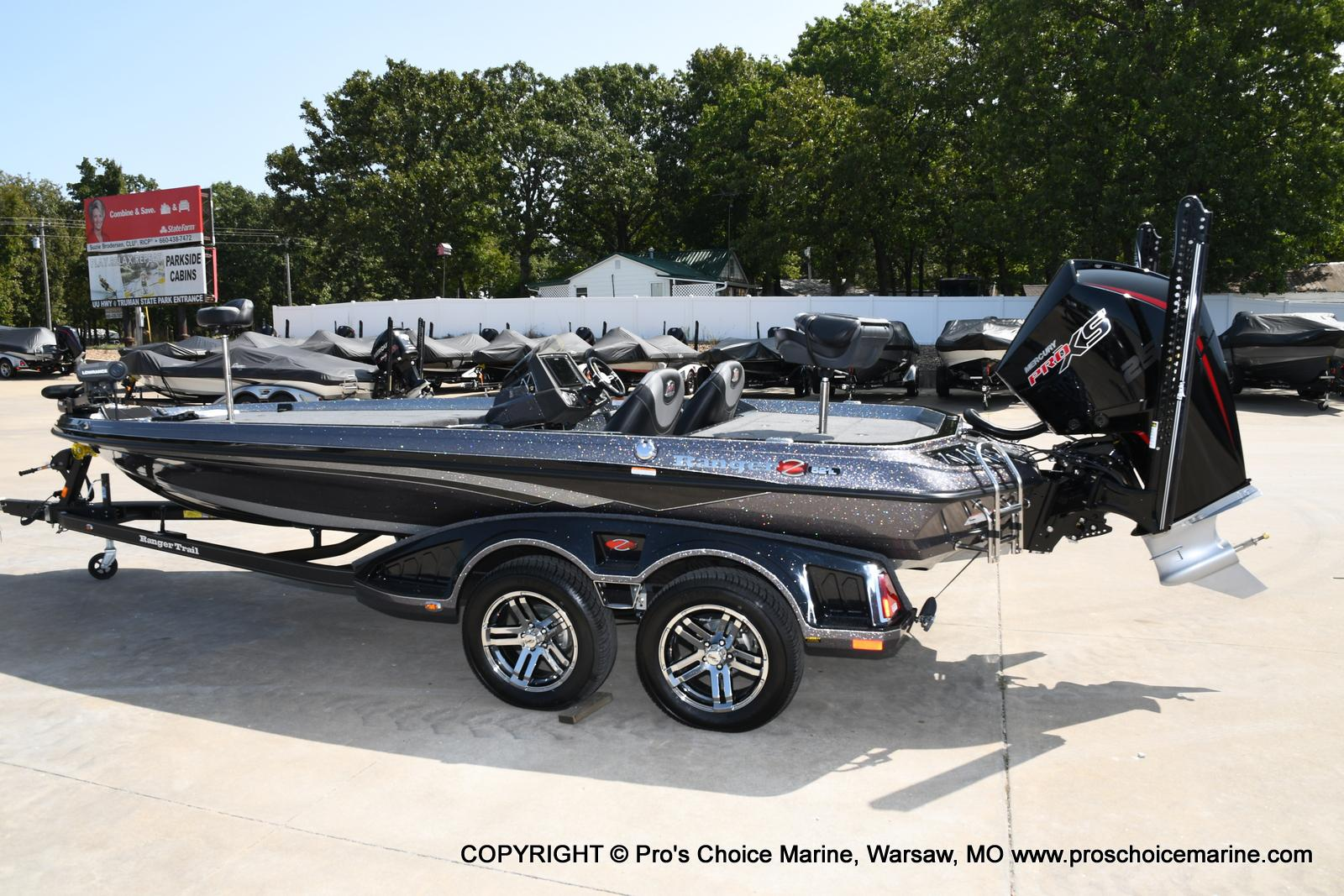 2021 Ranger Boats boat for sale, model of the boat is Z521L RANGER CUP EQUIPPED & Image # 39 of 50
