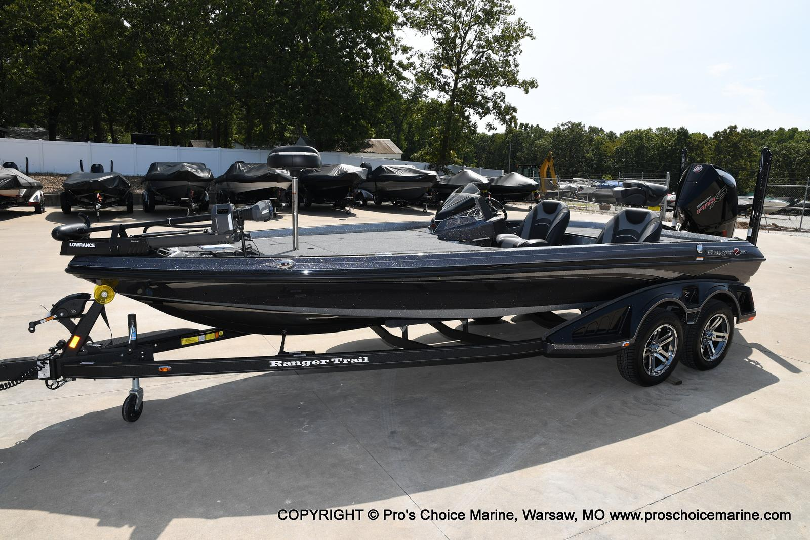 2021 Ranger Boats boat for sale, model of the boat is Z521L RANGER CUP EQUIPPED & Image # 40 of 50