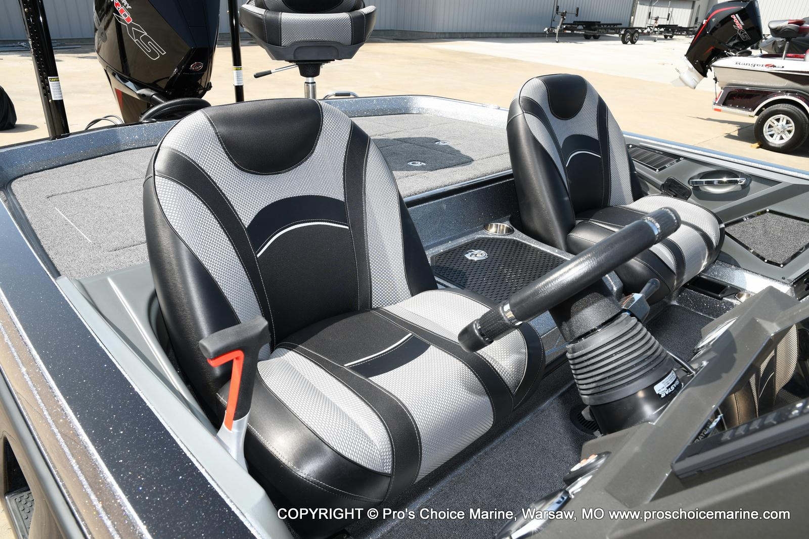 2021 Ranger Boats boat for sale, model of the boat is Z521L RANGER CUP EQUIPPED & Image # 42 of 50
