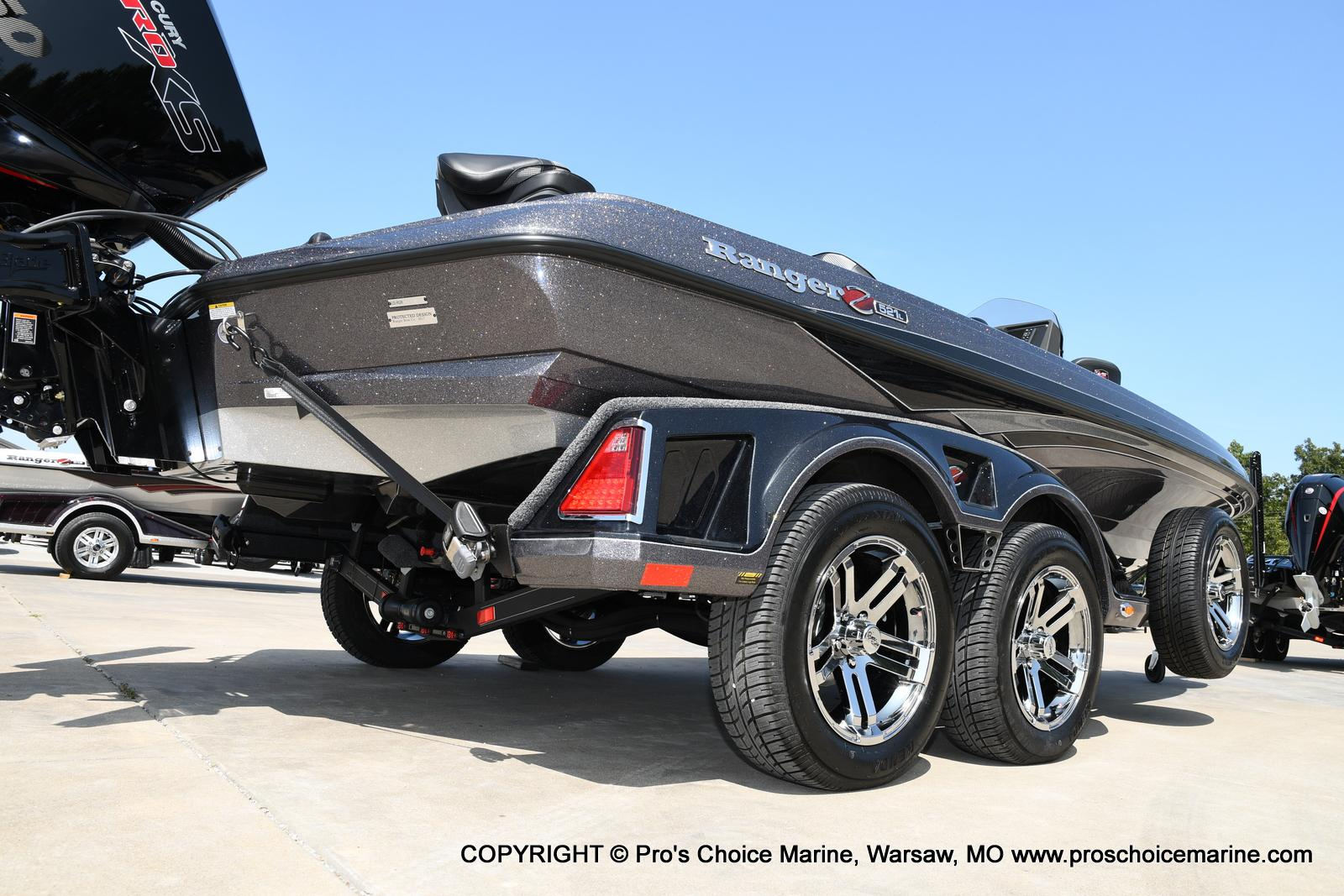 2021 Ranger Boats boat for sale, model of the boat is Z521L RANGER CUP EQUIPPED & Image # 49 of 50