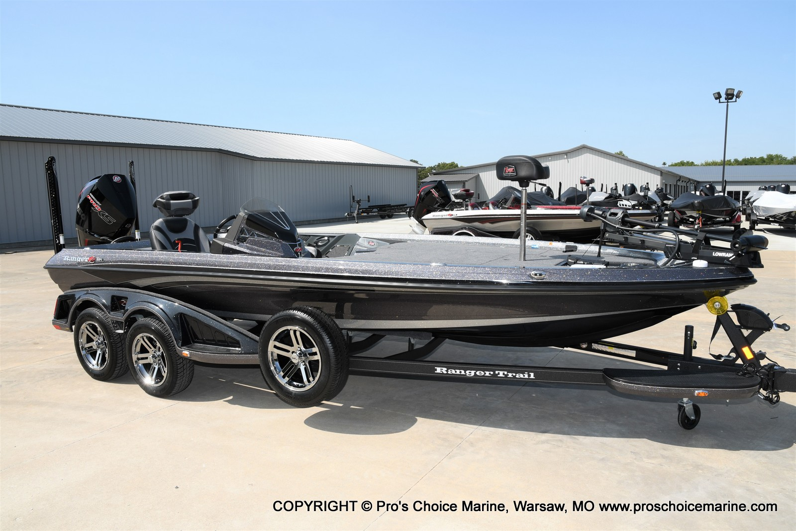 2021 Ranger Boats boat for sale, model of the boat is Z521L RANGER CUP EQUIPPED & Image # 1 of 50