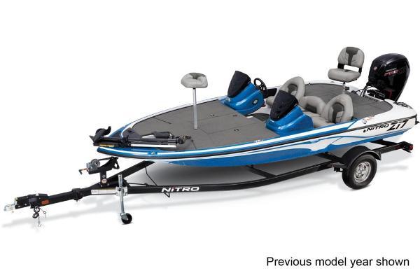 2022 Nitro boat for sale, model of the boat is Z17 & Image # 1 of 3