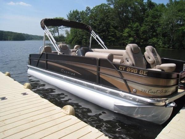 2011 PREMIER PONTOONS 231 CAST A WAY for sale