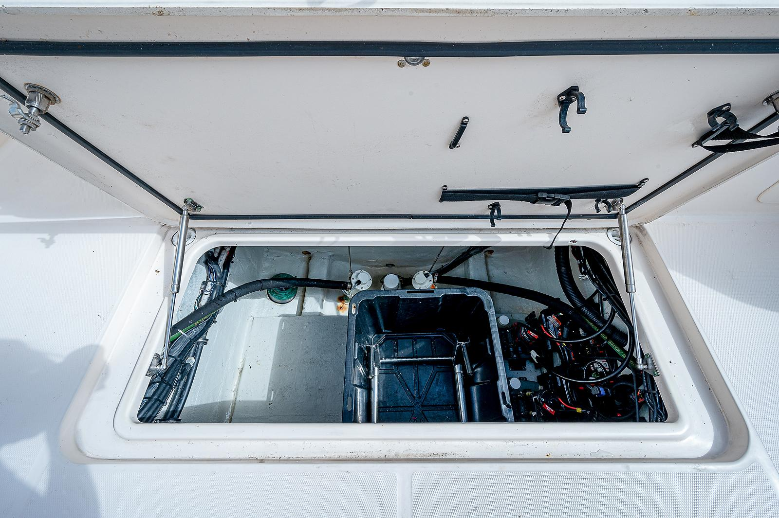 2019 Grady-White 336 Canyon Center Console