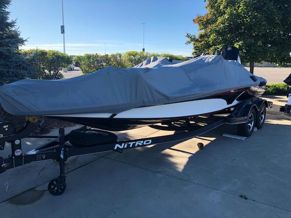 2020 Nitro boat for sale, model of the boat is Z20 & Image # 1 of 61