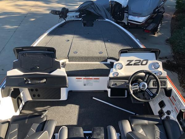 2020 Nitro boat for sale, model of the boat is Z20 & Image # 4 of 61