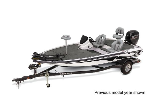 2022 Nitro boat for sale, model of the boat is Z18 & Image # 1 of 3