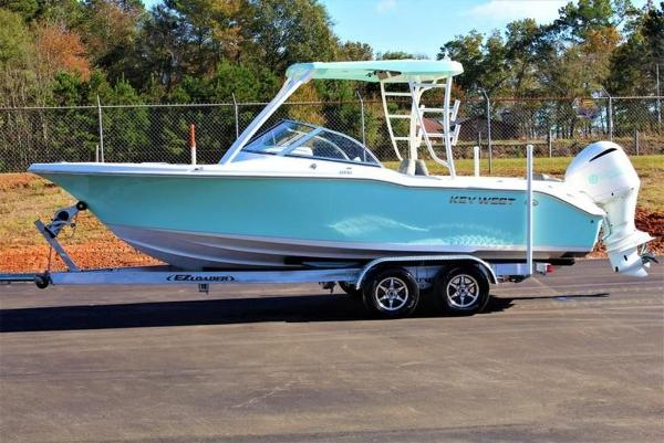 2021 Key West boat for sale, model of the boat is 239DFS & Image # 1 of 35
