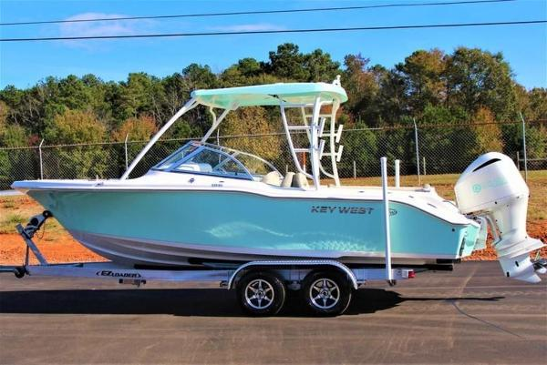 2021 Key West boat for sale, model of the boat is 239DFS & Image # 3 of 35