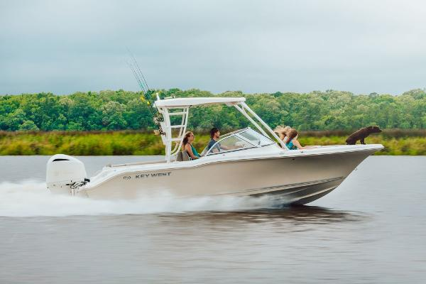 2021 Key West boat for sale, model of the boat is 239DFS & Image # 10 of 35