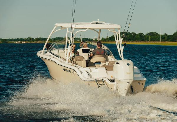 2021 Key West boat for sale, model of the boat is 239DFS & Image # 17 of 35