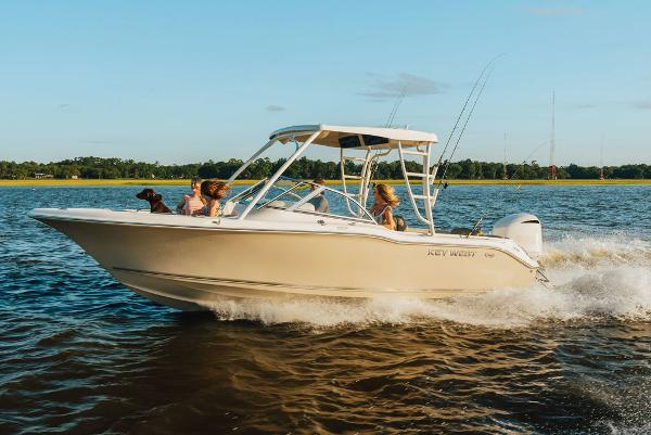 2021 Key West boat for sale, model of the boat is 239DFS & Image # 20 of 35