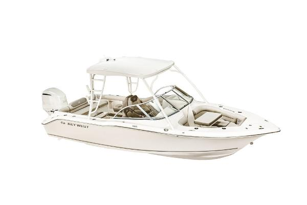 2021 Key West boat for sale, model of the boat is 239DFS & Image # 22 of 35