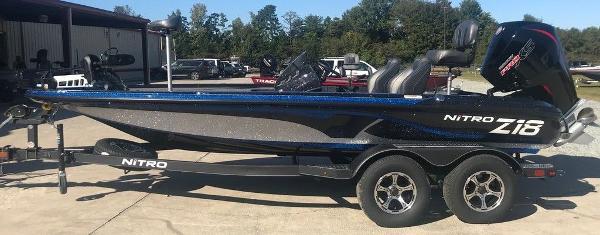 2021 Nitro boat for sale, model of the boat is Z18 & Image # 2 of 13