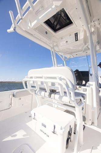 2021 Sea Fox boat for sale, model of the boat is 268 Commander & Image # 5 of 15