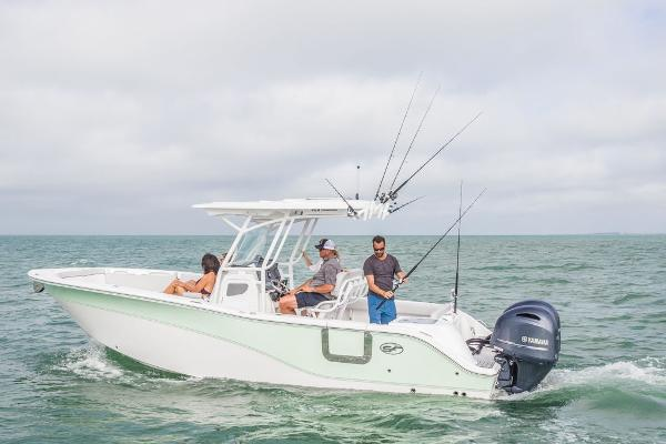2021 Sea Fox boat for sale, model of the boat is 268 Commander & Image # 12 of 15