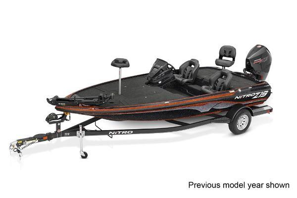 2022 Nitro boat for sale, model of the boat is Z19 & Image # 1 of 3