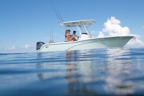 2021 Sea Fox boat for sale, model of the boat is 248 Commander & Image # 1 of 12