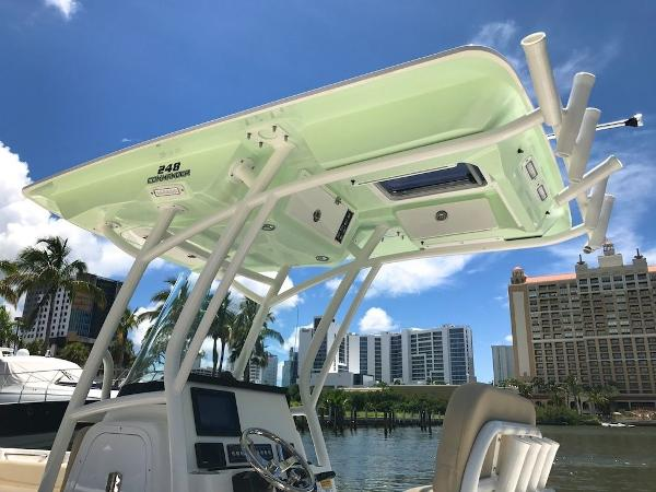 2021 Sea Fox boat for sale, model of the boat is 248 Commander & Image # 5 of 12