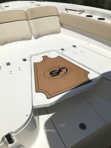 2021 Sea Fox boat for sale, model of the boat is 248 Commander & Image # 10 of 12