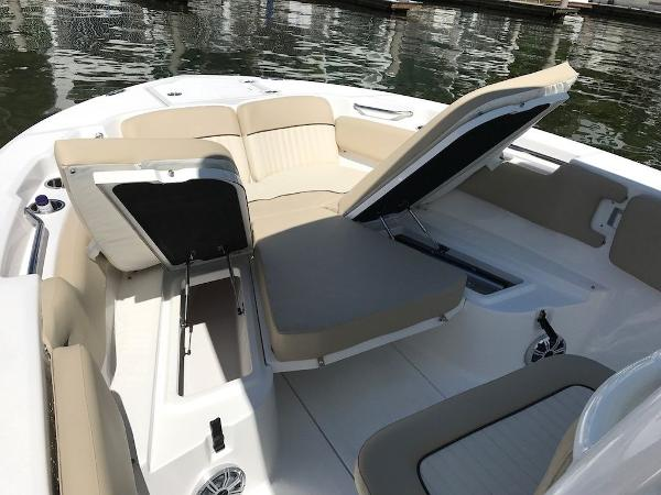 2021 Sea Fox boat for sale, model of the boat is 248 Commander & Image # 11 of 12