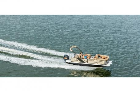 2021 Hurricane FunDeck 216 OB  June 2021  approx. delivery date thumbnail