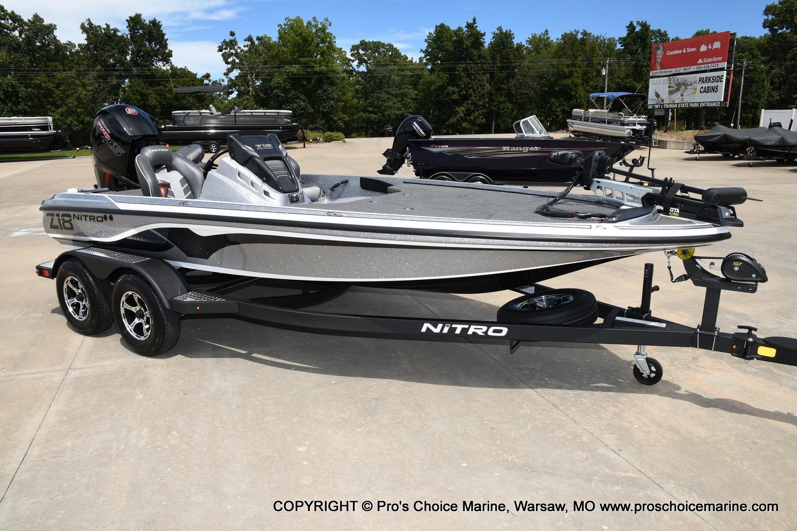 2021 Nitro boat for sale, model of the boat is Z18 & Image # 2 of 50