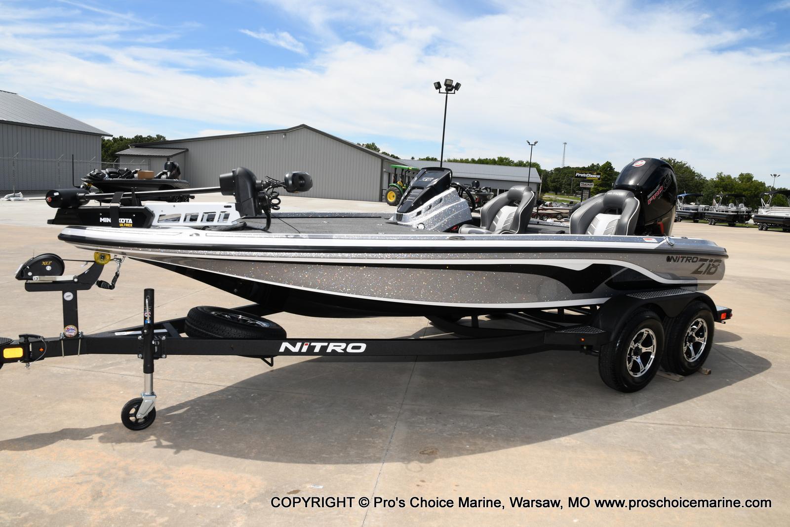 2021 Nitro boat for sale, model of the boat is Z18 & Image # 30 of 50