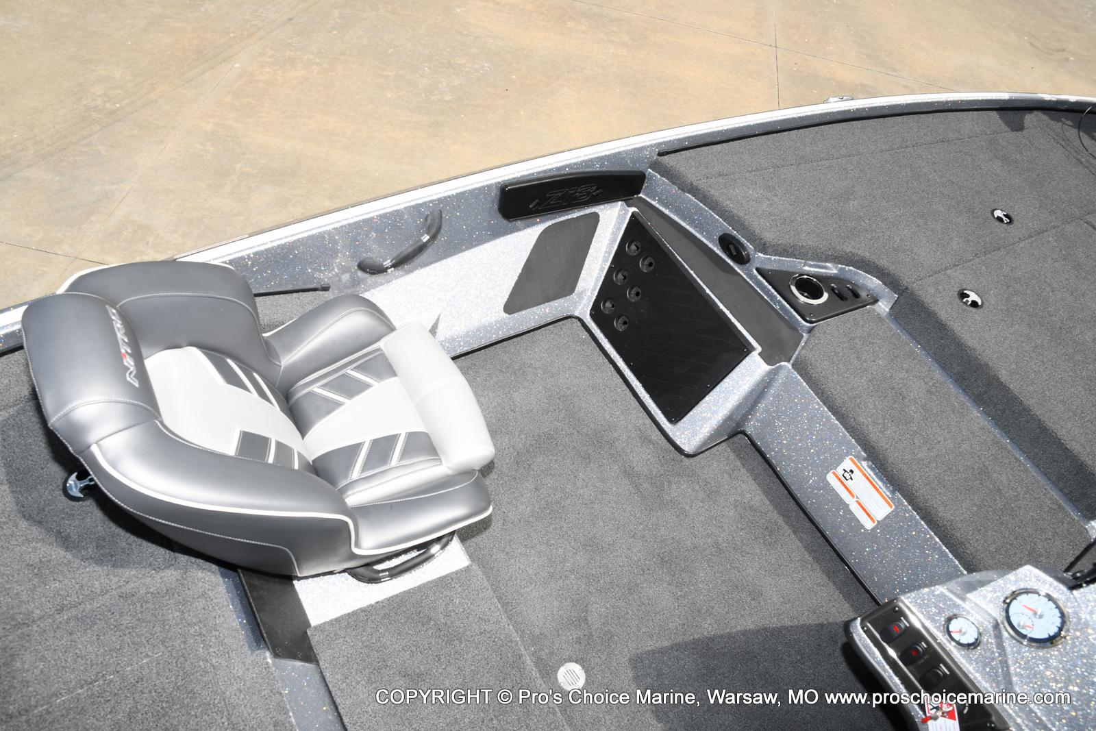 2021 Nitro boat for sale, model of the boat is Z18 & Image # 34 of 50