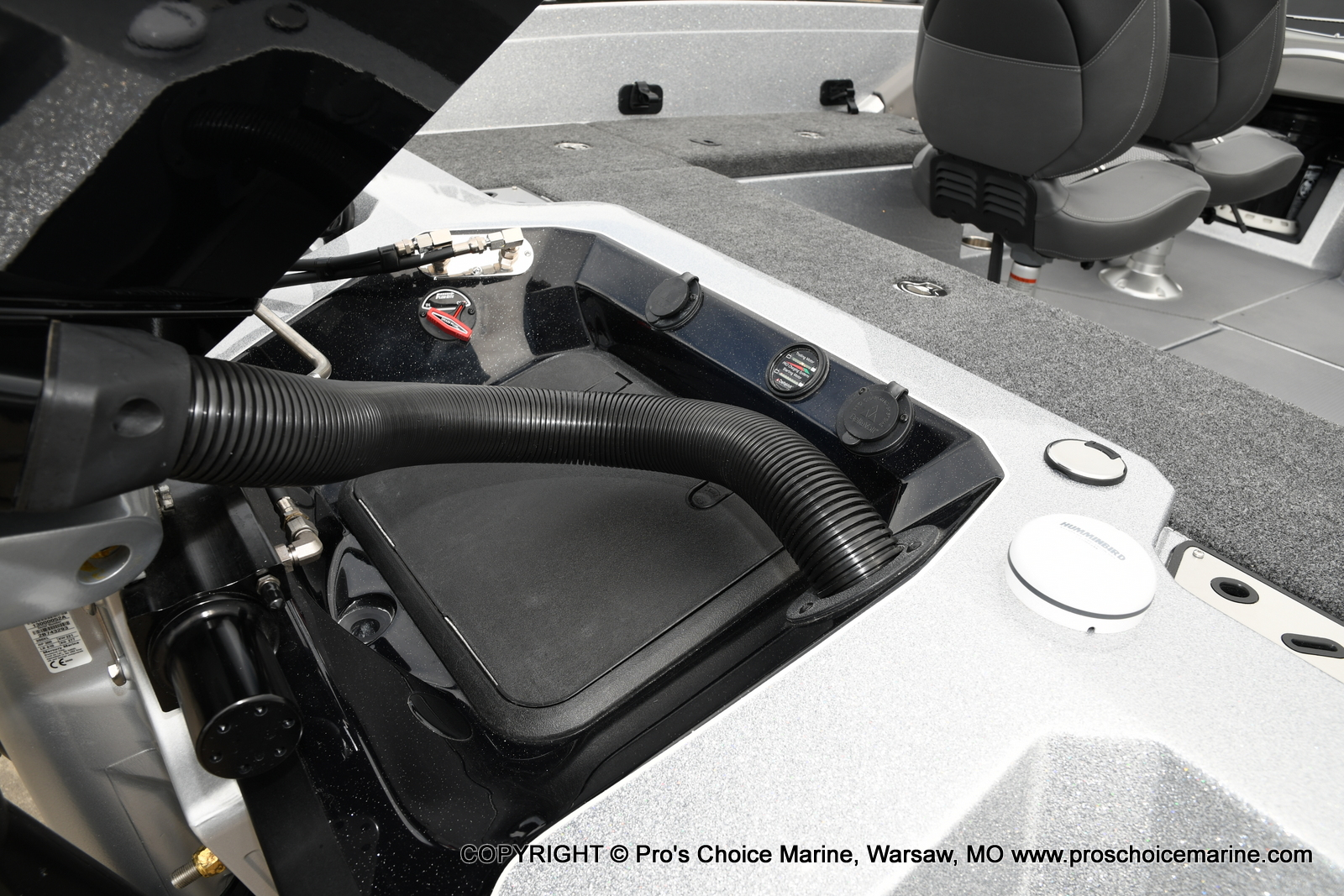 2021 Ranger Boats boat for sale, model of the boat is 620FS Pro w/300HP Verado & Image # 3 of 50