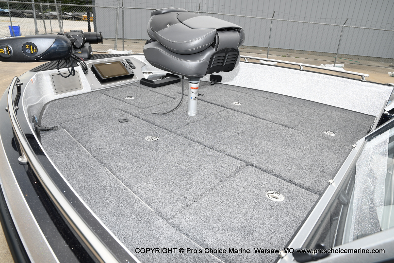 2021 Ranger Boats boat for sale, model of the boat is 620FS Pro w/300HP Verado & Image # 9 of 50