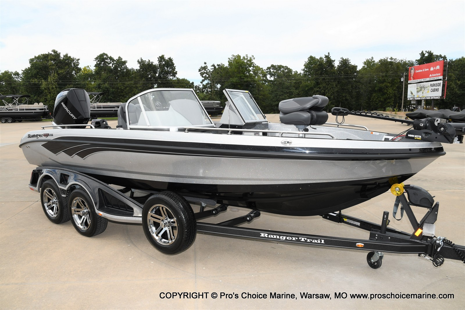 2021 Ranger Boats boat for sale, model of the boat is 620FS Pro w/300HP Verado & Image # 20 of 50