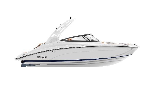 2022 Yamaha Boats 212SE